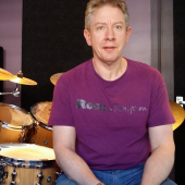 Peter Bertelli - drum teacher