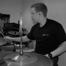 Charley Herbert - drum teacher