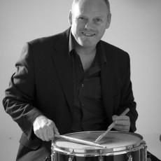 Martin Clapson - drum teacher