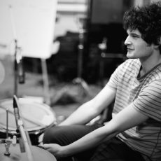 Angus Bishop - drum teacher