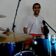 Az Khan - drum teacher