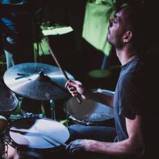 Chris Speechly - drum teacher