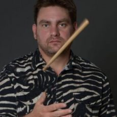 Richard Ashmore - drum teacher