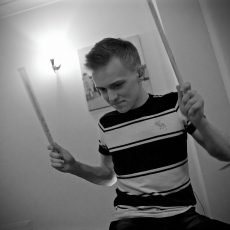 Alex Baily - drum teacher