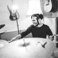Francesco Azzariti - drum teacher