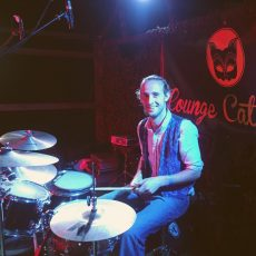 Gary Rendle - drum teacher