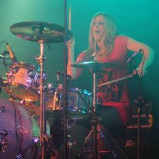 Debs Wildish - drum teacher