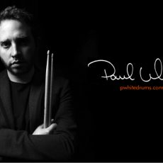 Paul White - drum teacher