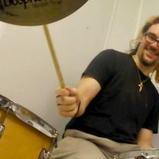 Omid Ramak - drum teacher