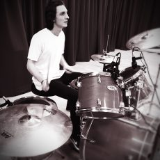 Liam Foster - drum teacher