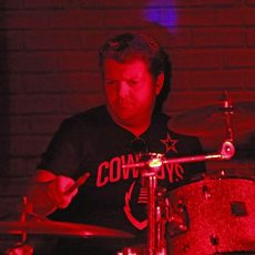 Gareth Batson - drum teacher