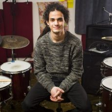 Pete Galea - drum teacher