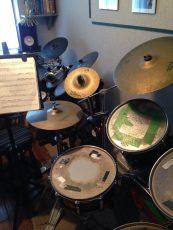 John Docking - drum teacher