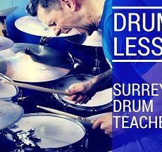 Matt Dean - Surrey drum teacher