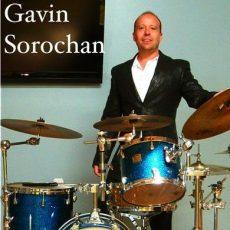 Gavin Sorochan - drum teacher