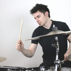 James Palmer - drum teacher