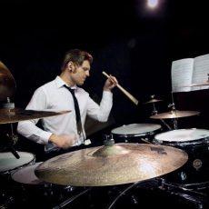 Luke Wilson - drum teacher