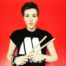Mary Prince - drum teacher