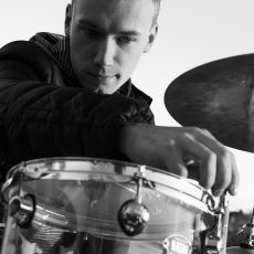 Colin Myles - drum teacher