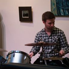 Joshua Taylor - drum teacher