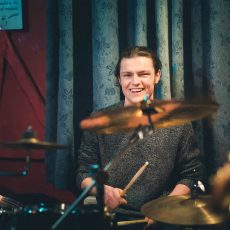 Luke Evans - drum teacher