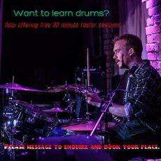 Dan Weymouth - drum teacher