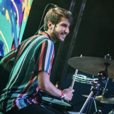 Carlos Franquiz - drum teacher
